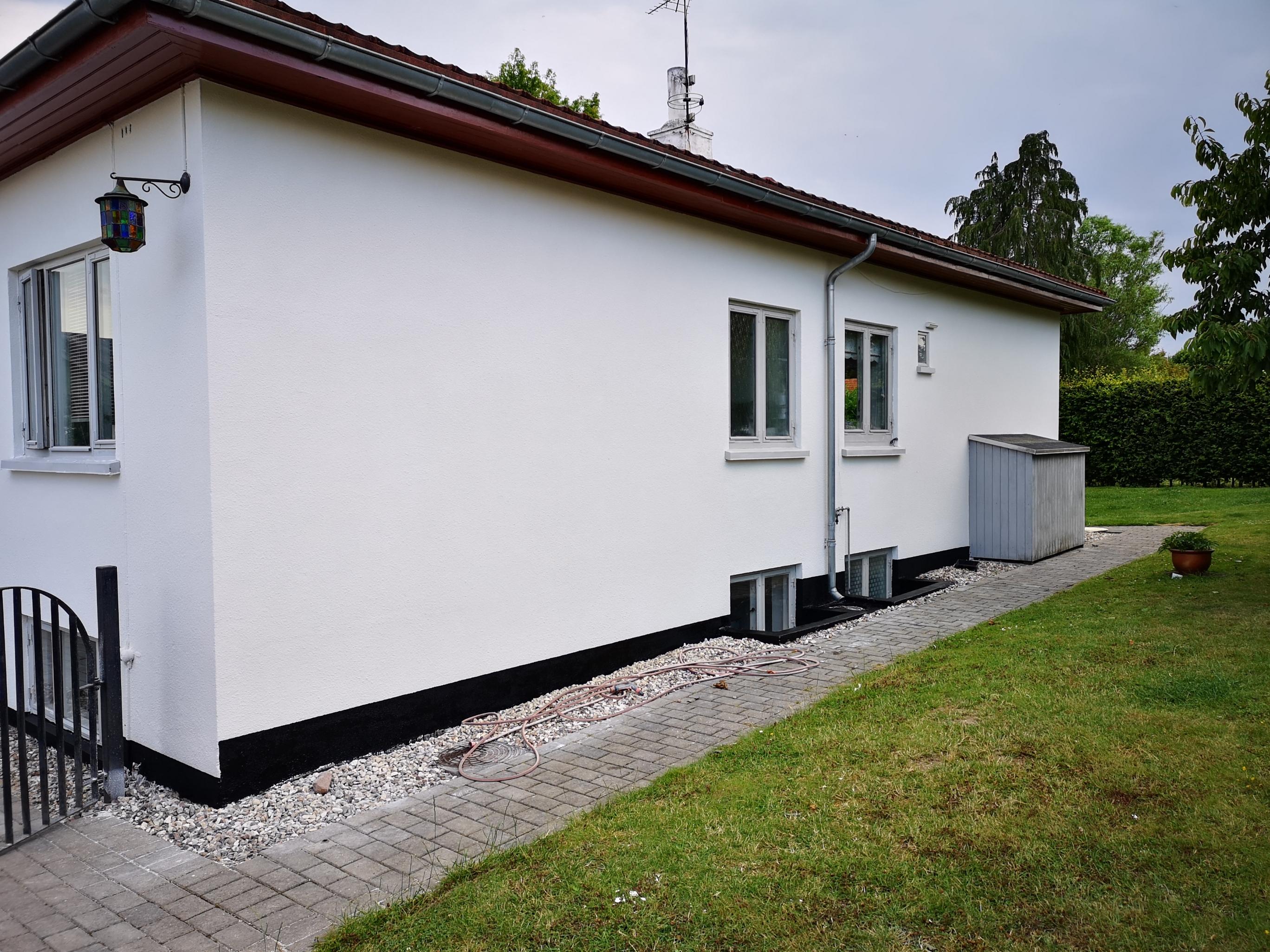 Warming renoveret hus